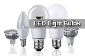 saving energy bill-led light bulb