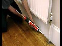 house insulation skirt board