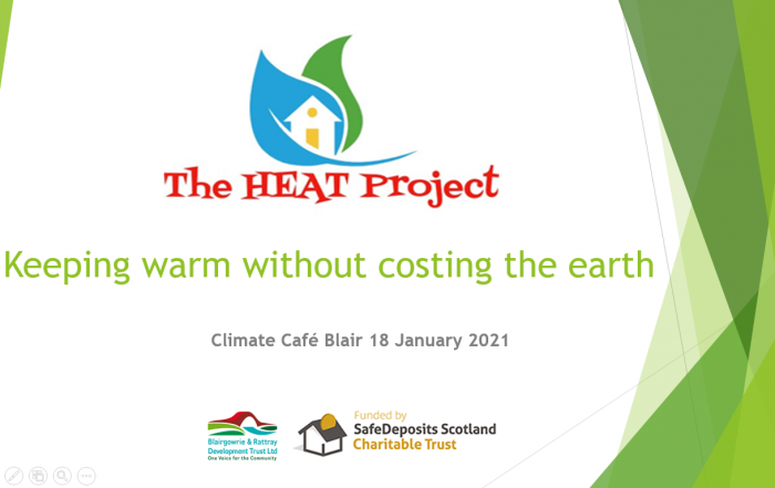 The HEAT Project-house insulation